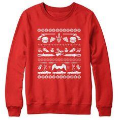 A Very Supernatural Christmas - Sweatshirt