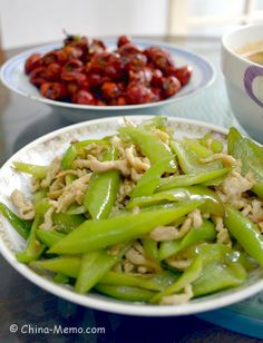Recipe Chinese Chicken Fried Green Chilli China Memo