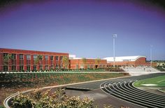 Wilsonville High School by TVA Architects
