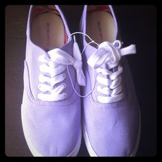 Purple oxford sneakers Purple Oxford Sneakers. Price negotiable in a bundle Mossimo Supply Co. Shoes Sneakers