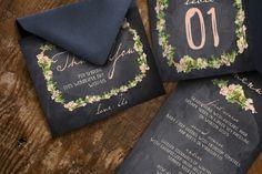 Vintage Flower Wedding Suite @creativework247
