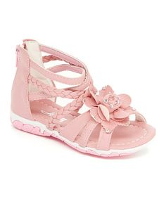47f9f71c916 Ella Shoes, Kid Shoes, Big Flowers, Shoe Collection, Baby Steps, Girly