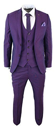 """style : belmont       Famous Words of Inspiration...""""The line between failure and success is so fine that we scarcely know when we pass it; so fine that we are often on the line and do not know it.""""   Elbert Hubbard — Click here for more...  More details at https://jackets-lovers.bestselleroutlets.com/mens-jackets-coats/suits-sport-coats/suits/product-review-for-mens-violet-plum-slim-fit-3-piece-suit-occasional-wedding-"""