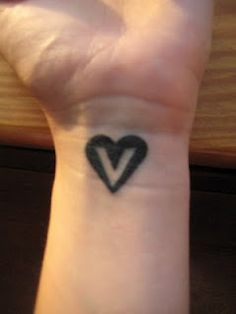 vegan tat. Love! and this isn't a vegan tattoo fail, they actually found a vegan artist who used all vegan inks.