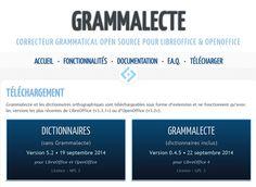 Correcteur grammatical dédié à la langue française, pour LibreOffice & OpenOffice.