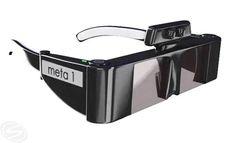 Meta Augmented Reality Glasses On Kickstarter