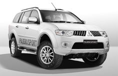 Mitsubishi Motors has launched 'Pajero Sport Anniversary Edition' in India. It features a touch screen audio system with GPS navigation, rear spoiler, rear-view camera, body colored bumpers along with Anniversary Edition emblem placed on the tail-gate. Mitsubishi Pajero Sport, Mitsubishi Motors, Sport Suv, Bike News, Auto News, Automobile Industry, Manual Transmission, Automatic Transmission, Pickup Trucks