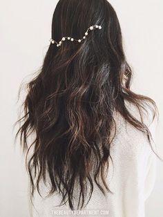 easiest wedding hair - http://ezbeautytips.com/1/easiest-wedding-hair/  https://valtimus.avonrepresentative.com/  easiest wedding hair of all time via the beauty department The Beauty Department