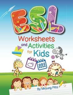 ESL Worksheets and Activities for Kids