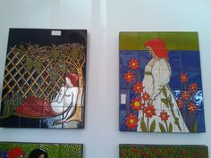 Mosaicos de cerámicas