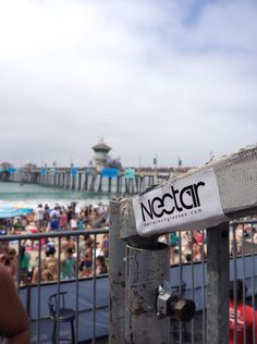 Nectar at the US Open of Surfing