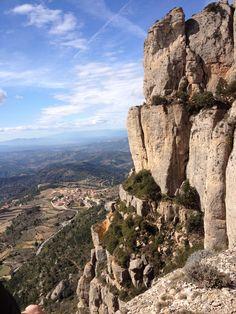Balcó del Priorat. PN de la Serra del Montsant. Catalunya.