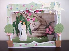 oma's kaartenhoekje: Huwelijk