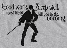 Zorro Rules