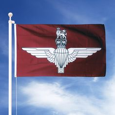 5 x 3 Flags - Flags - On Parade Personalised Gift Shop, Parachute Regiment, Paratrooper, Flag Design, British Army, Special Forces, Ww2, Soldiers, Flags