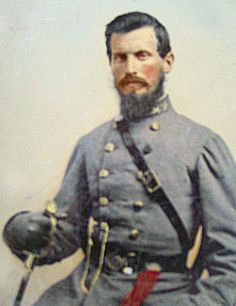 Confederate General Carnot Posey was mortally wounded at the Battle of Bristoe Station, and died November 13th 1863.