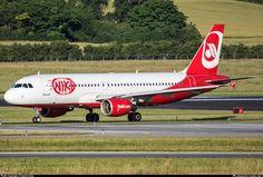 OE-LEU Niki Airbus A320-214