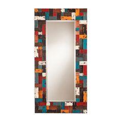 Wildon Home  Zinnia Decorative Mirror