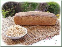 Le pain des Esséniens au four  Au lieu de le laisser sécher naturellement certains préconisent de le cuire à très basse température. Les graines germées sont moulues puis cuites en optant pour une température inférieure à 43°C, pour éviter d'endommager les protéines et les vitamines qu'elles contiennent.
