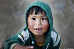 Bolivian child Gracias zyalt
