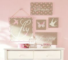 Love the sentiment of this collection.... so perfect for my her butterfly theme.