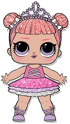 Best 12 Lol doll B Glitter Party Decorations, Lol Doll Cake, Doll Party, Party Pictures, 6th Birthday Parties, Lol Dolls, Paper Dolls, Hello Kitty, Kitty Cam