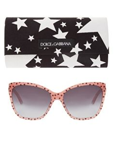 D&G star shades!