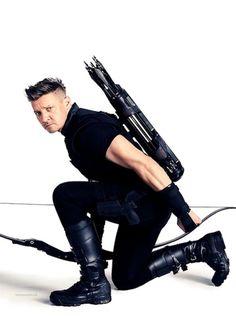 Hawkeye in Infinity War!