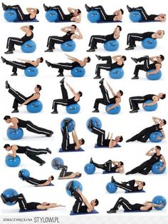 9 Pilates Ring Exercises We Swear By [VIDEO] abs on the exercise ball.ABS ABS or abs may refer to:Jiggle: 9 Pilates Ring Exercises We Swear By [VIDEO] abs on the exercise ball.ABS ABS or abs may refer to: Fitness Workouts, At Home Workouts, Fitness Tips, Workout Abs, Fitness Ball Exercises, Fitness Motivation, Core Workouts, Dumbbell Workout, Thigh Workouts