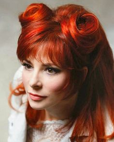 Mylene Farmer/ color