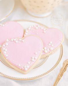 kiyumie:  Hearts cookies - My edit