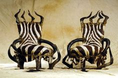Exotic Luxury Furniture with Tribal and Gothic Touches    Read more: http://www.digsdigs.com/exotic-luxury-furniture-with-tribal-and-gothic-touches/#ixzz1t5CTGIBp