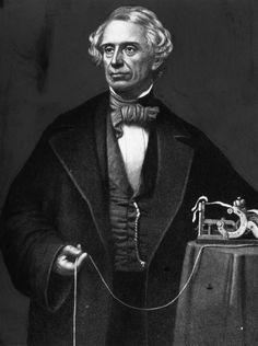 Samuel F. B. Morse - Pesquisa Google
