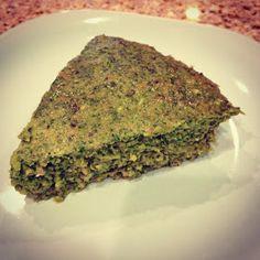 Sooo Paleo: Spinach & Mushroom Turkey Pie