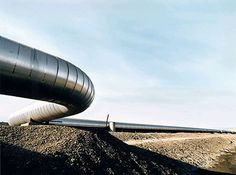 """This pipeline from the oil sands of northern Albert is used to transport diluted bitumen (""""dilbit"""") -- a slurry of tarry hydrocarbons, solvent, water and sand -- to refineries some 300 miles south."""
