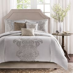 Madison Park Randall 7-piece Comforter Set - Overstock™ Shopping - Great Deals on Madison Park Comforter Sets