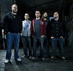 Between the Buried and Me, the best metal band ever.