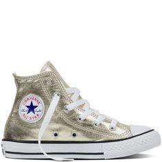 Chuck Taylor All Star Metallic für Jugendliche und Kids - Converse DE