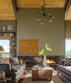 Modern Barn by Joan Heaton Architects « HomeAdore