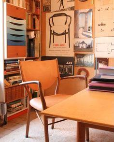 deedee9:14 Mid-Century Modernist Design: Danish Design Pioneer Finn Juhl