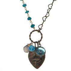Fireworks Gallery - Jewelry - Trend & Fashion - Necklaces - Love Amulet Necklace