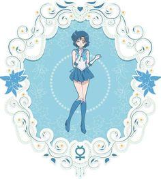 Sailor Mercury by SM Crystal III