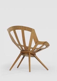 Vittorio Gregotti, Lodovico Meneghetti & Giotto Stoppino Lounge Chair, Italy, 1953. Jon W Benedict (@jonwbenedict) on Instagram