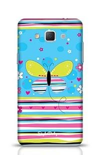 Butterfly Love Samsung Galaxy A5 Phone Case