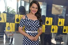 UNDERSTATEMENT: Lovely but unfair? Sonakshi Sinha slams #weight watchers but who must take responsibility for the gold bleach she endorses? #SonakshiSinha