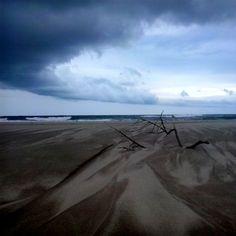 Praia de Macapá - Piauí, Brasil