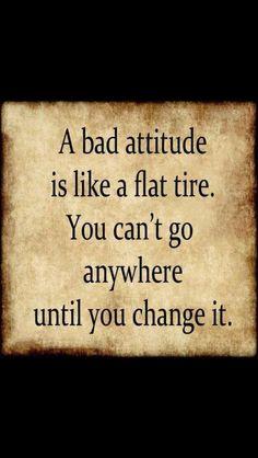 'Attitude determines Altitude!'