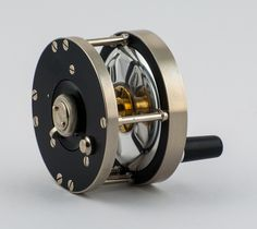Heritage Vom Hofe Style Trout Fly Reel (made by Ross Reels)