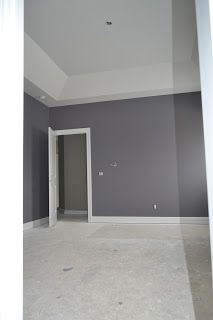 Sherwin Williams - Sensuous Gray (Plum)