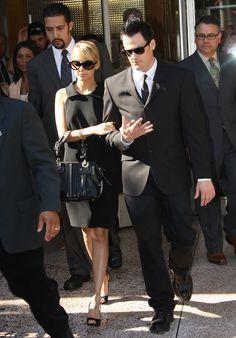 Nicole Richie and Joel Madden   - MarieClaire.com